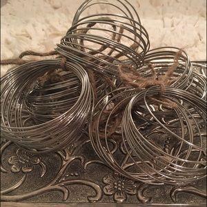 Stainless bangle bracelets!!!